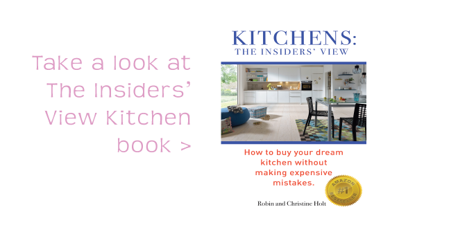 The Insiders' View Fitted Kitchens, Bolton Book