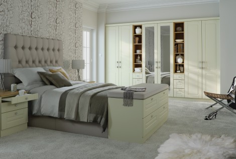 Fitted bedrooms, whitefield