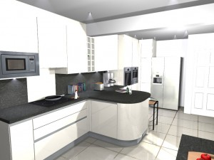 Fitted kitchens, Bury