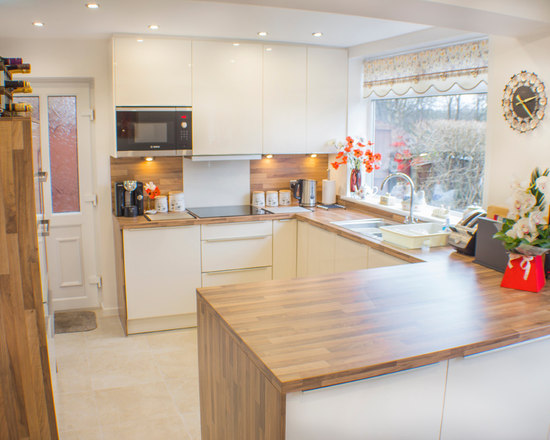 Kitchen in Bromley Cross Bolton