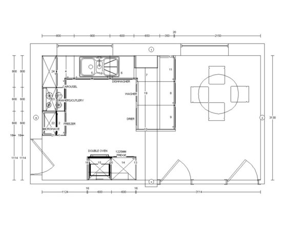 Kitchen Planning & Design