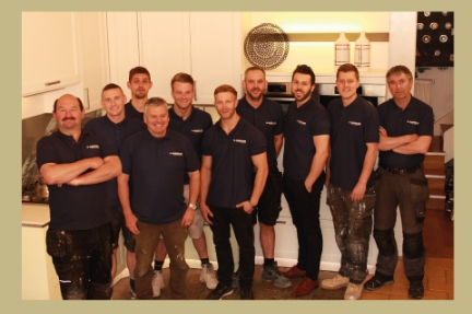 Fitted Kitchens, Bolton Installation Team