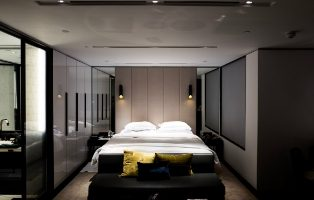 fitted bedroom showroom in the north west