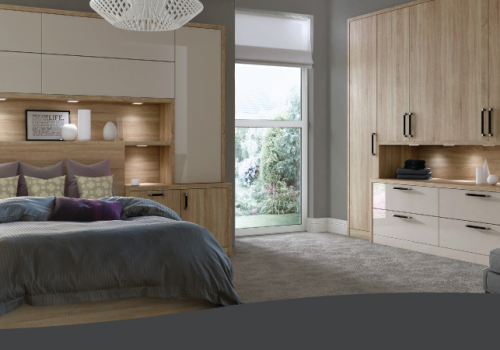 fitted bedroom in Worsley